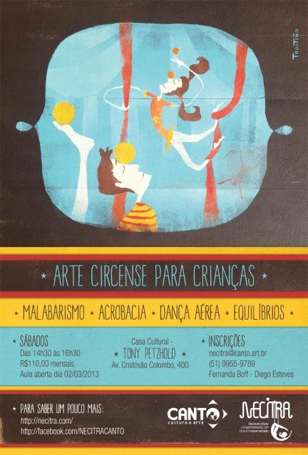 Arte Circense para Crianças-800ox